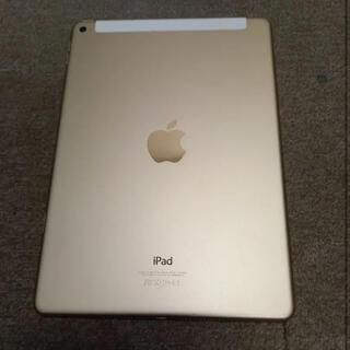 iPad - Apple iPad air2 16GB ゴールド Cellularモデル