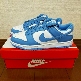 "NIKE - NIKE DUNK LOW ""UNIVERSITY BLUE""26.5cm"