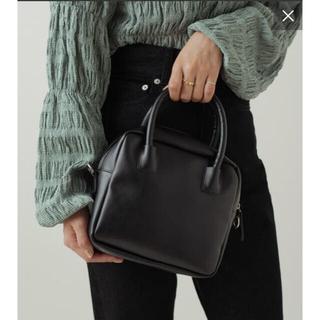Kastane - [新品未使用品]kastane スクエアレザーハンドバッグ