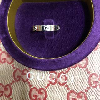 Gucci - ⭐️グッチ(GUCCI)⭐️指輪⭐️リング⭐️18Kホワイトゴールド