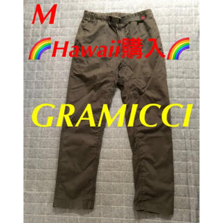 グラミチ(GRAMICCI)のⓂ️【入手困難】GRAMICCI/グラミチ  パンツ【M】(ワークパンツ/カーゴパンツ)