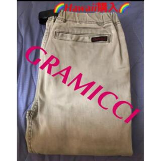 グラミチ(GRAMICCI)のⓂ️【入手困難】GRAMICCI スキニーパンツ【M】(ワークパンツ/カーゴパンツ)