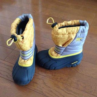 ソレル(SOREL)のSOREL スノーブーツ 超美品 15(長靴/レインシューズ)
