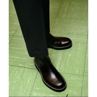 Marni - MARNI chelsea  boots マルニ チェルシー サイドゴアブーツ