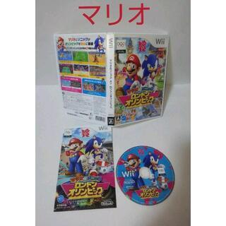 ウィー(Wii)の≪Wii≫マリオ&ソニック AT ロンドンオリンピック(家庭用ゲームソフト)