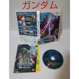 ウィー(Wii)の≪Wii≫機動戦士ガンダム MS戦線0079(家庭用ゲームソフト)
