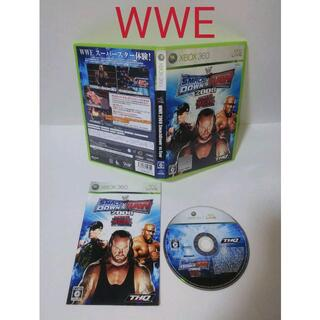 エックスボックス360(Xbox360)の≪Xbox360≫WWE 2008 SmackDown vs Raw(家庭用ゲームソフト)