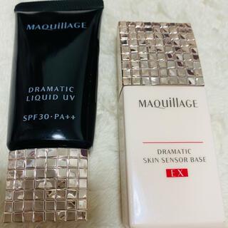 MAQuillAGE - マキアージュ 下地 ファンデーション