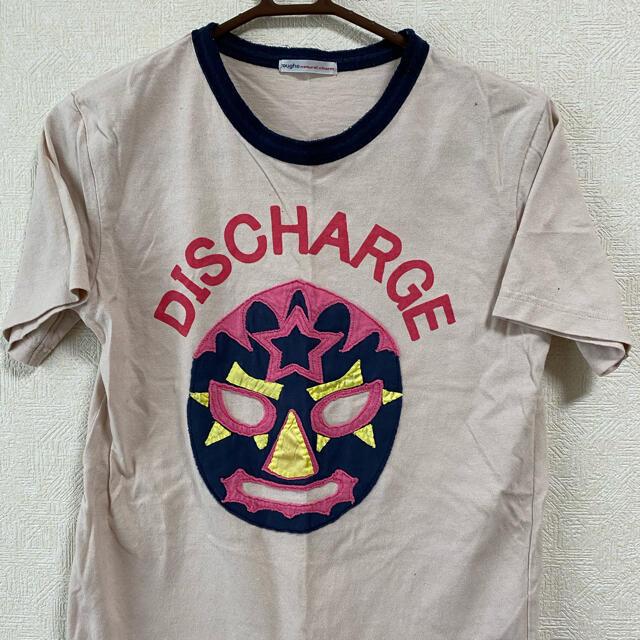 rough(ラフ)のラフ Tシャツ かわいいマスク柄 レディースのトップス(Tシャツ(半袖/袖なし))の商品写真