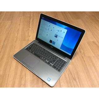 デル(DELL)のDELLノートPC/Core i5/8GB/1TB/15.6インチ(ノートPC)