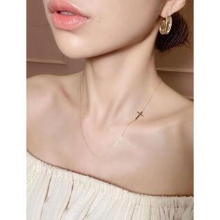 eimy istoire - eimy istoire ♥ K10 crossed necklace