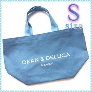 ディーンアンドデルーカ(DEAN & DELUCA)のDEAN&DELUCA ハワイ トートバッグ スカイブルー Sサイズ 新品未使用(トートバッグ)