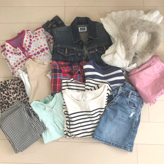 ザラキッズ(ZARA KIDS)の110センチ洋服色々13点セット(Tシャツ/カットソー)