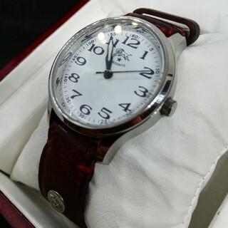 イルビゾンテ(IL BISONTE)の【電池新品】IL BISONTE(イルビゾンテ) 純正革ベルト(腕時計(アナログ))