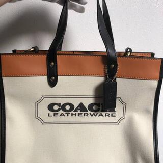 COACH - キャンバス フィールドトート30 トート