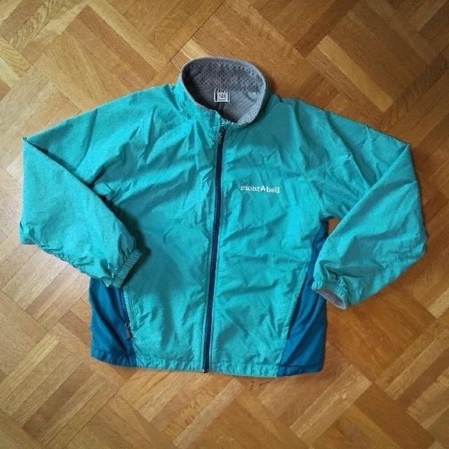 mont bell(モンベル)の専用出品 ジャンパー・スパッツ・ニット帽 キッズ/ベビー/マタニティのキッズ服男の子用(90cm~)(ジャケット/上着)の商品写真