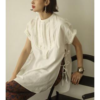 TODAYFUL - todayful ハーフスリーブドレスシャツ シャツ 半袖 夏 ブラウス