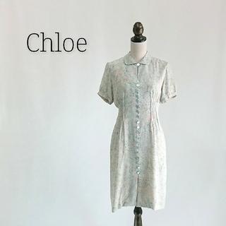 クロエ(Chloe)のChloe クロエ ワンピース(ひざ丈ワンピース)