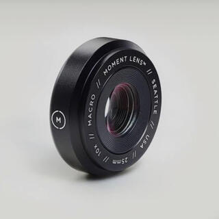 キヤノン(Canon)のmoment マクロレンズ v2(レンズ(単焦点))