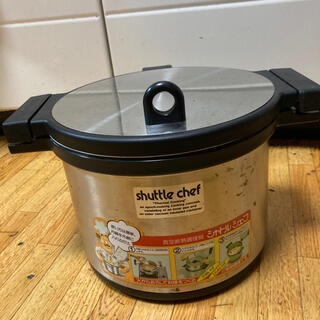 Shuttle chef 真空断熱調理鍋 Thermal cooking
