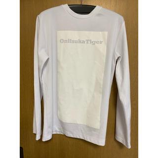 Onitsuka Tiger - onitukataiga- ロングTシャツ