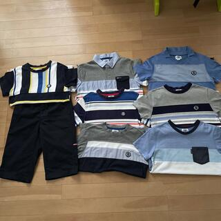 ジェイプレス(J.PRESS)のジェイプレス キッズ 140.150サイズ 8点セット 美品(Tシャツ/カットソー)