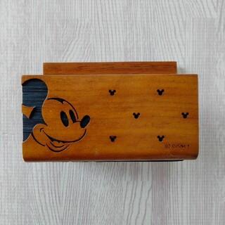 ディズニー(Disney)のディズニー 名刺入れ ミッキーマウス(名刺入れ/定期入れ)