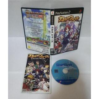 プレイステーション2(PlayStation2)の≪PSソフト≫カオスウォーズ(家庭用ゲームソフト)