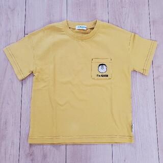 futafuta - ジャイアン刺繍Tシャツ 100  未使用品