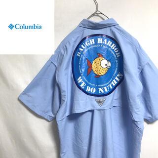 コロンビア(Columbia)のコロンビア フィッシングシャツ 半袖 PFG(シャツ)