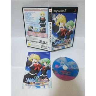 プレイステーション2(PlayStation2)の≪恋愛PS≫White Princess the second(家庭用ゲームソフト)
