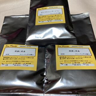 ルピシア(LUPICIA)のルピシア紅茶 ダージリン、深蒸し煎茶2点(茶)