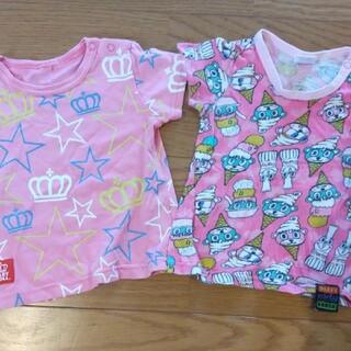 BABYDOLL - 女の子 90 Tシャツ まとめ売り