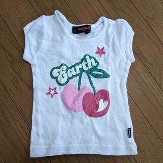 アースマジック(EARTHMAGIC)のアースマジック EARTHMAGIC 100センチ 半袖Tシャツ(Tシャツ/カットソー)