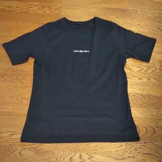 カルバンクライン(Calvin Klein)のカルバン・クライン 黒Tシャツ(Tシャツ(半袖/袖なし))