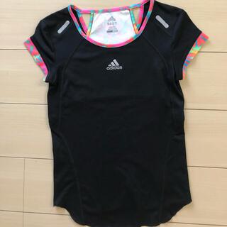 アディダス(adidas)のアディダス Tシャツ レディース Tシャツ(Tシャツ(半袖/袖なし))