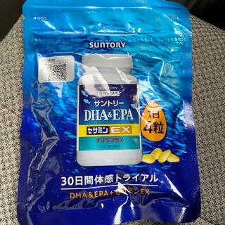 サントリー - サントリー DHA&EPA セサミン EX 120粒 30日分