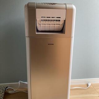 アイリスオーヤマ - アイリスオーヤマ サーキュレーター衣類乾燥除湿機 KIJDC-K80 説明書あり