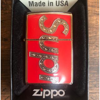 Supreme - 新品未使用 シュプリーム zippo スワロフスキー