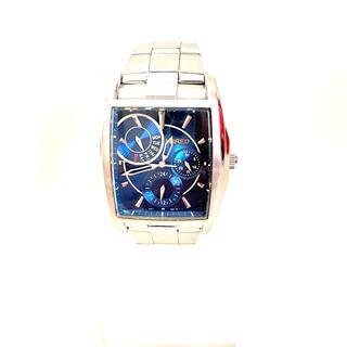 ワイアード(WIRED)の美品 SEIKO 腕時計 wired  ブルー 稼働品!(腕時計(アナログ))