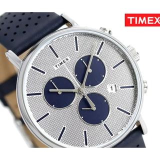 TIMEX - 【値下げ中】TIMEX クロノグラフ フェアフィールド スーパーノヴァ 腕時計