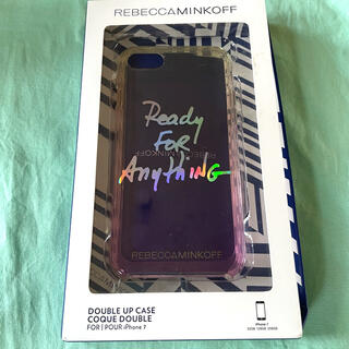 Rebecca Minkoff - 未使用 レベッカミンコフ iPhone ケース iPhoneSE第2世代 7 8