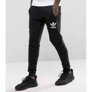 アディダス(adidas)の新品タグ付 adidas 3ストライプ ジョガーパンツ ブラック(その他)