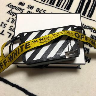 オフホワイト(OFF-WHITE)のoff-white  ショルダーバッグ(ショルダーバッグ)
