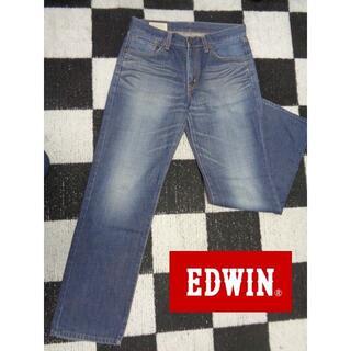 エドウィン(EDWIN)の【エドウィン】503W32ストレートデニムジーンズGパン古着加工(デニム/ジーンズ)