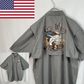 コロンビア(Columbia)のTiger Hill フィッシングシャツ 半袖(シャツ)