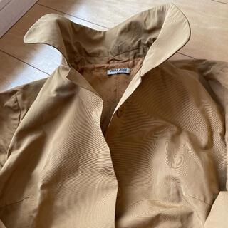 ミュウミュウ(miumiu)のmiumiuミュウミュウ ジャケット 38(テーラードジャケット)