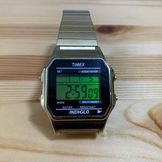 タイメックス(TIMEX)のタイメックス 腕時計(腕時計(デジタル))