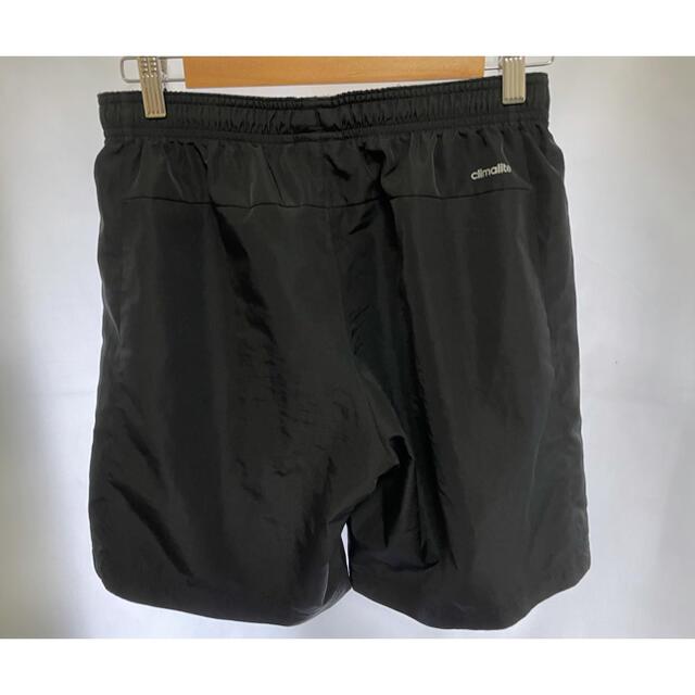 adidas(アディダス)のadidas アディダス ハーフパンツ ブラック メンズのパンツ(ショートパンツ)の商品写真