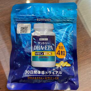 サントリー - サントリー DHA&EPA +セサミンEX